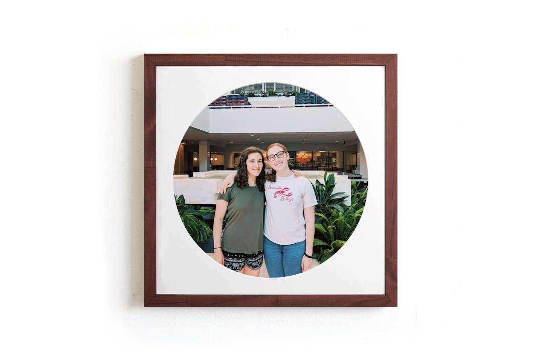 charlotte frame