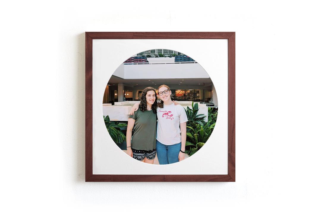 keepsake frame