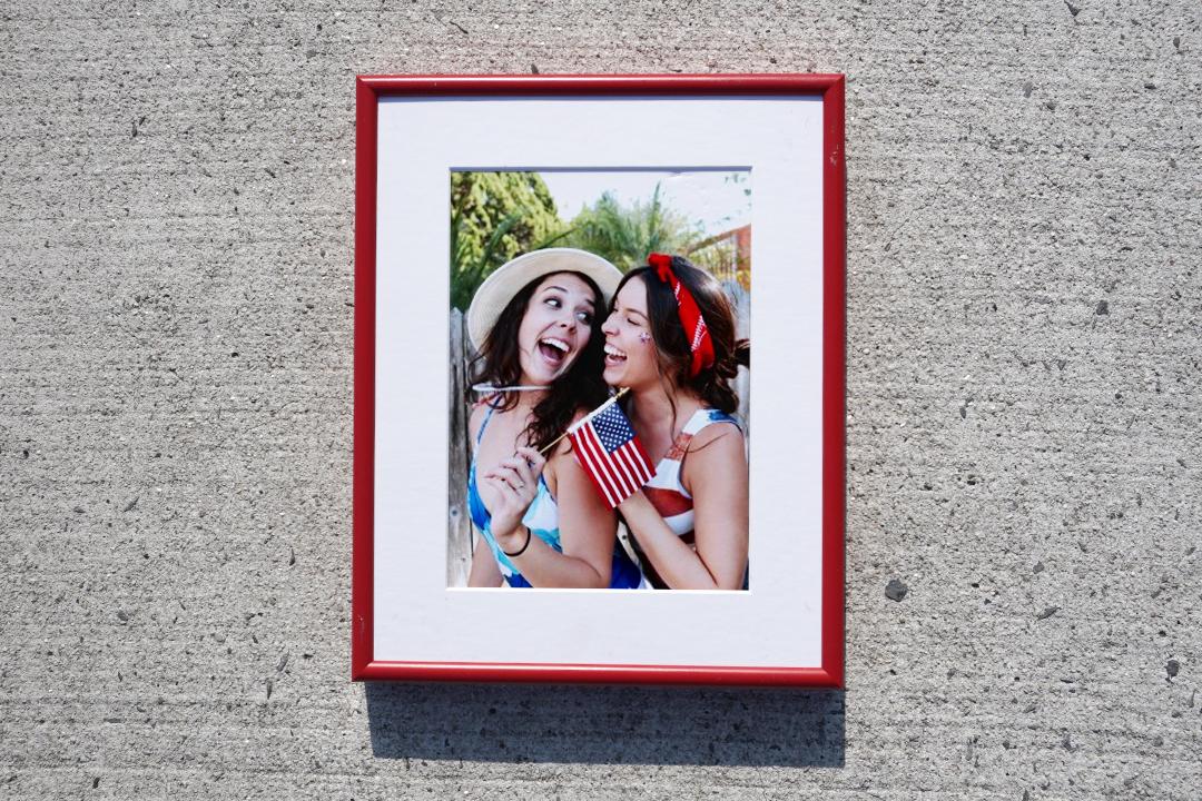 red spire frame