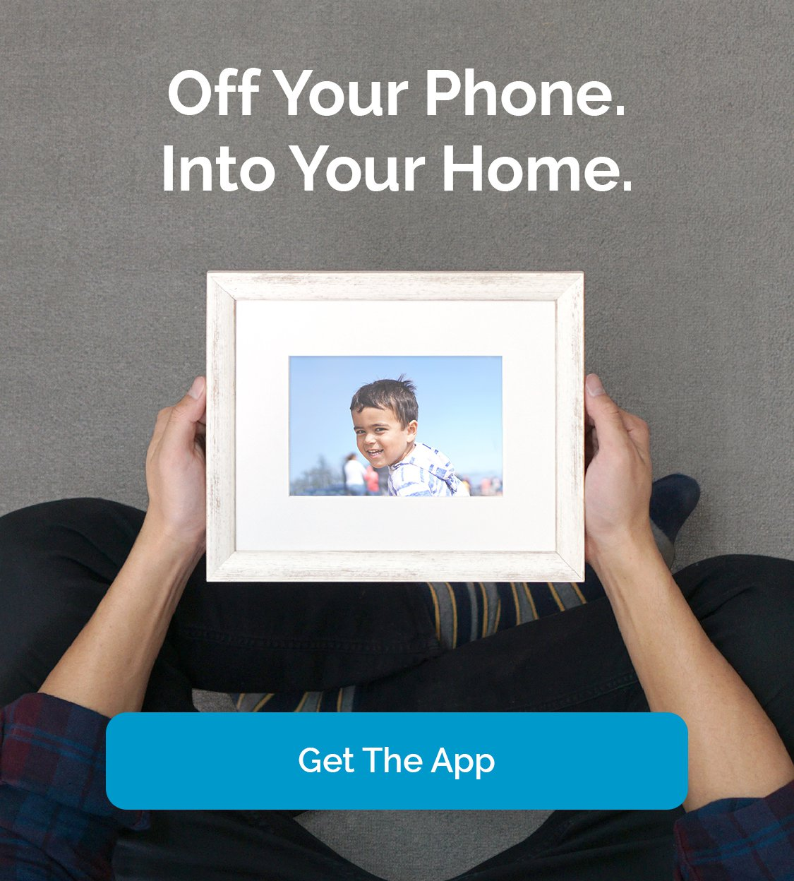 Keepsake App - Frame Your Best Photos - iPhone